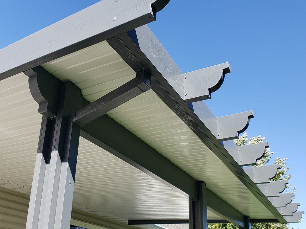 Aluminum Patio Cover, Twin Falls ID,  Patio Cover Awning, Deck Shade, Patio Cover